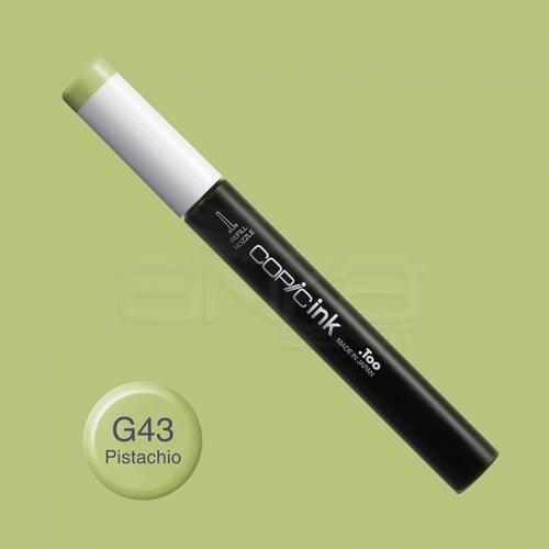 Copic İnk Refill 12ml G43 Pistachio