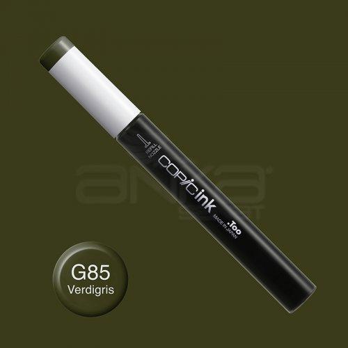 Copic İnk Refill 12ml G85 Verdigris