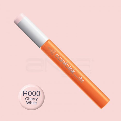 Copic İnk Refill 12ml R000 Cherry White