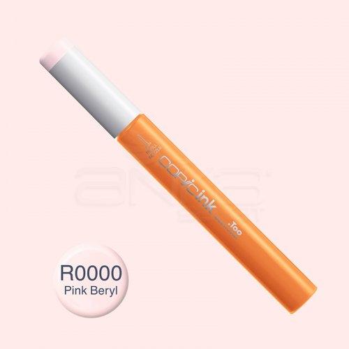 Copic İnk Refill 12ml R0000 Pink Beryl
