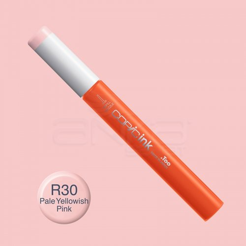 Copic İnk Refill 12ml R30 Pale Yellowish Pink