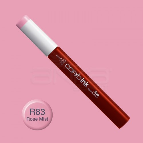 Copic İnk Refill 12ml R83 Rose Mist
