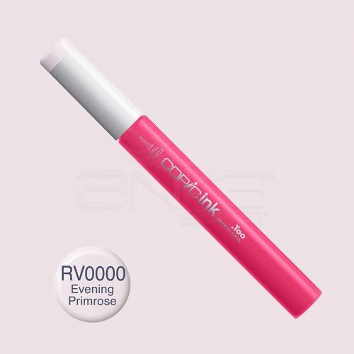Copic İnk Refill 12ml RV0000 Evening Primrose