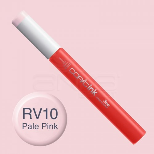 Copic İnk Refill 12ml RV10 Pale Pink