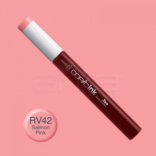 Copic İnk Refill 12ml RV42 Salmon Pink