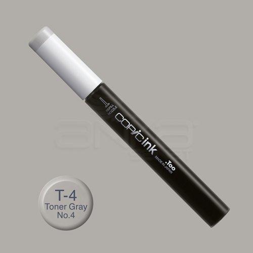 Copic İnk Refill 12ml T-4 Toner Gray No.4