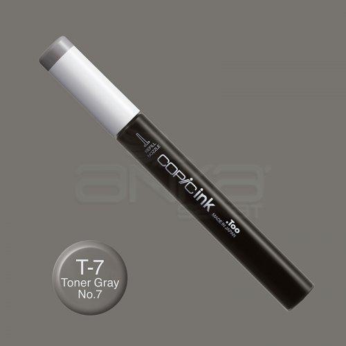 Copic İnk Refill 12ml T-7 Toner Gray No.7