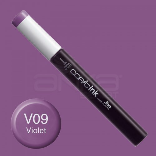 Copic İnk Refill 12ml V09 Violet