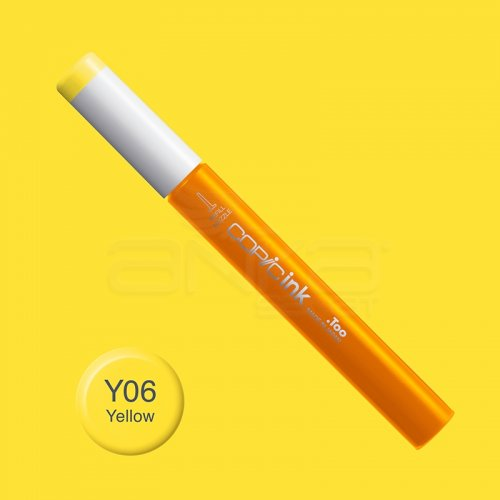 Copic İnk Refill 12ml Y06 Yellow