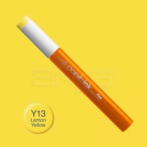 Copic İnk Refill 12ml Y13 Lemon Yellow