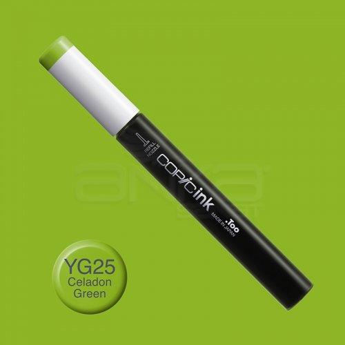 Copic İnk Refill 12ml YG25 Celadon Green