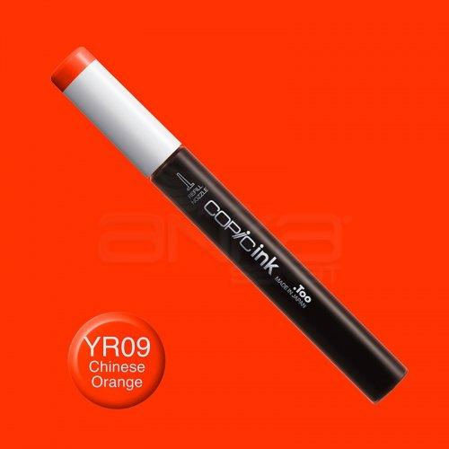 Copic İnk Refill 12ml YR09 Chinese Orange