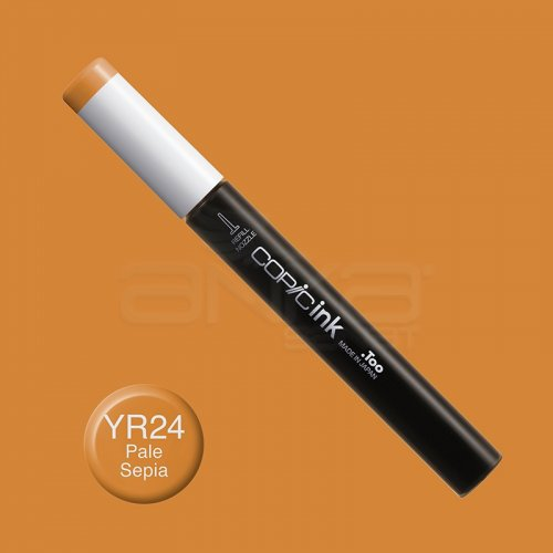 Copic İnk Refill 12ml YR24 Pale Sepia