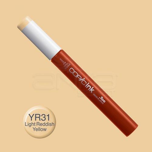 Copic İnk Refill 12ml YR31 Light Reddish Yellow