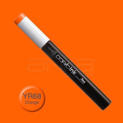 Copic İnk Refill 12ml YR68 Orange
