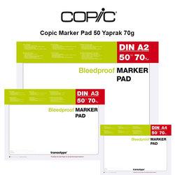 Copic - Copic Marker Pad 50 Yaprak 70g