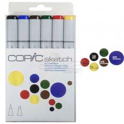 Copic Sketch Marker 6lı Set Bold Primaries - Thumbnail