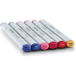 Copic - Copic Sketch Marker 6lı Set Froral Favorites 2 (1)
