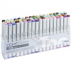 Copic Sketch Marker 72li Set E - Thumbnail