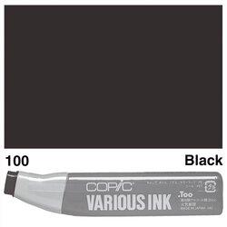 Copic - Copic Various Ink 100 Black