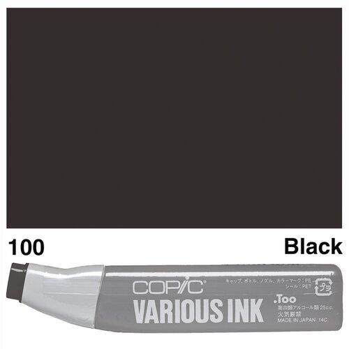 Copic Various Ink 100 Black - 100 Black