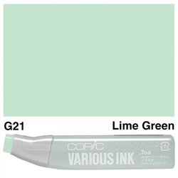 Copic - Copic Various Ink G21 Lime Green