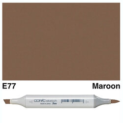 Copic - Copic Various Ink E77 Maroon