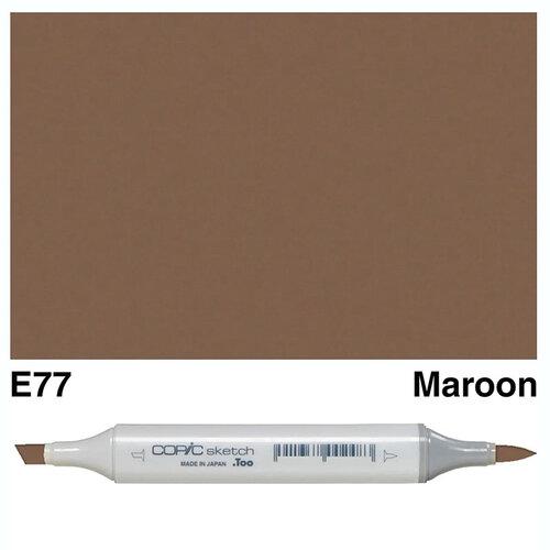 Copic Various Ink E77 Maroon - E77MAROON