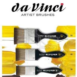 Da Vinci - Da Vinci 5098 Seri Geniş Uçlu Yüzey Fırçası