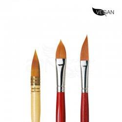 Da Vinci - Da Vinci Spın Sentetik Sulu Boya Fırça Seti Hediye Kutulu 4252 Seri (1)