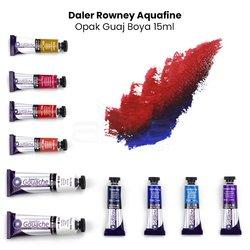 Daler Rowney - Daler Rowney Aquafine Opak Guaj Boya 15ml