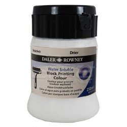 Daler Rowney - Daler Rowney Block Printing Drier Medium 250ml