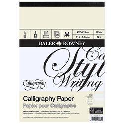 Daler Rowney Calligraphy Paper Kaligrafi Kağıdı 90g 30 Yaprak - Thumbnail