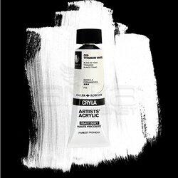 Daler Rowney - Daler Rowney Cryla Artist Akrilik Boya 75ml 009 Titanium White Seri A