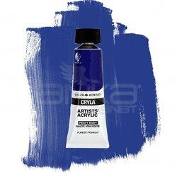 Daler Rowney - Daler Rowney Cryla Artist Akrilik Boya 75ml 126 Ultramarine Blue Green Shade Seri B