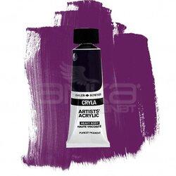 Daler Rowney - Daler Rowney Cryla Artist Akrilik Boya 75ml 430 Permanent Violet Seri C