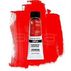 Daler Rowney - Daler Rowney Cryla Artist Akrilik Boya 75ml 501 Cadmium Red Seri D