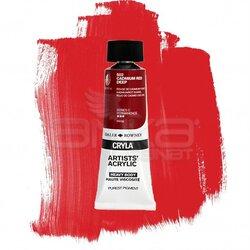 Daler Rowney - Daler Rowney Cryla Artist Akrilik Boya 75ml 502 Cadmium Red Deep Seri C