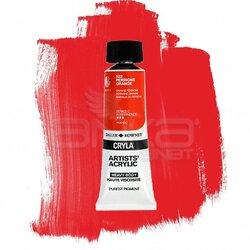 Daler Rowney - Daler Rowney Cryla Artist Akrilik Boya 75ml 522 Perinone Orange Seri C