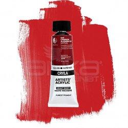 Daler Rowney - Daler Rowney Cryla Artist Akrilik Boya 75ml 525 Crimson Alizarin Hue Seri B