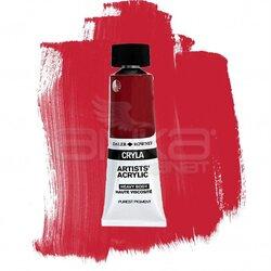 Daler Rowney - Daler Rowney Cryla Artist Akrilik Boya 75ml 528 Quinacridone Yellow Red Seri D