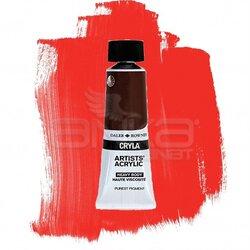 Daler Rowney - Daler Rowney Cryla Artist Akrilik Boya 75ml 585 Pyrrole Scarlet Seri D