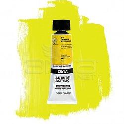 Daler Rowney - Daler Rowney Cryla Artist Akrilik Boya 75ml 611 Cadmium Yellow Pale Seri C