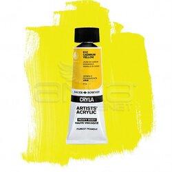 Daler Rowney - Daler Rowney Cryla Artist Akrilik Boya 75ml 612 Cadmium Yellow Seri C