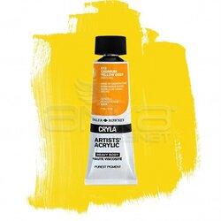 Daler Rowney - Daler Rowney Cryla Artist Akrilik Boya 75ml 613 Cadmium Yellow Deep Seri C