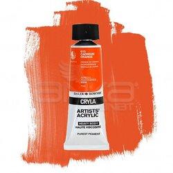 Daler Rowney - Daler Rowney Cryla Artist Akrilik Boya 75ml 615 Cadmium Orange Seri C