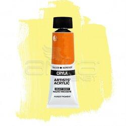 Daler Rowney - Daler Rowney Cryla Artist Akrilik Boya 75ml 637 Nickel Titanate Yellow Seri B