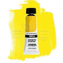 Daler Rowney - Daler Rowney Cryla Artist Akrilik Boya 75ml 675 Primary Yellow Seri B
