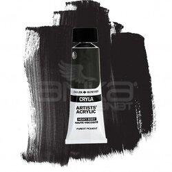 Daler Rowney - Daler Rowney Cryla Artist Akrilik Boya 75ml 716 Metallic Black Seri B