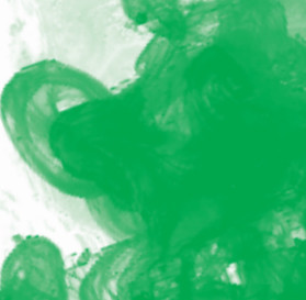 Daler Rowney FW Acrylic Artist Ink 29.5ml Cam Şişe Emerald Green 335 - 335 Emerald Green